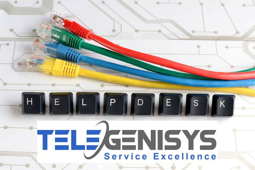 Skilled help desk services in USA by Telegenisys