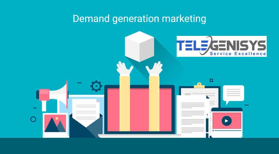 Demand Generation Effort and Lead Generation marketing in usa