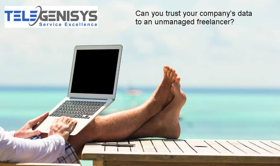 Outsourcing Verses Freelancing by Telegenisys a true BPO partner