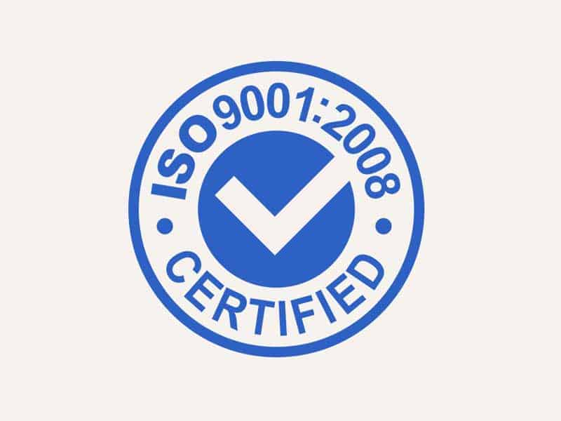Quality Management Standards ISO 9001 Certification