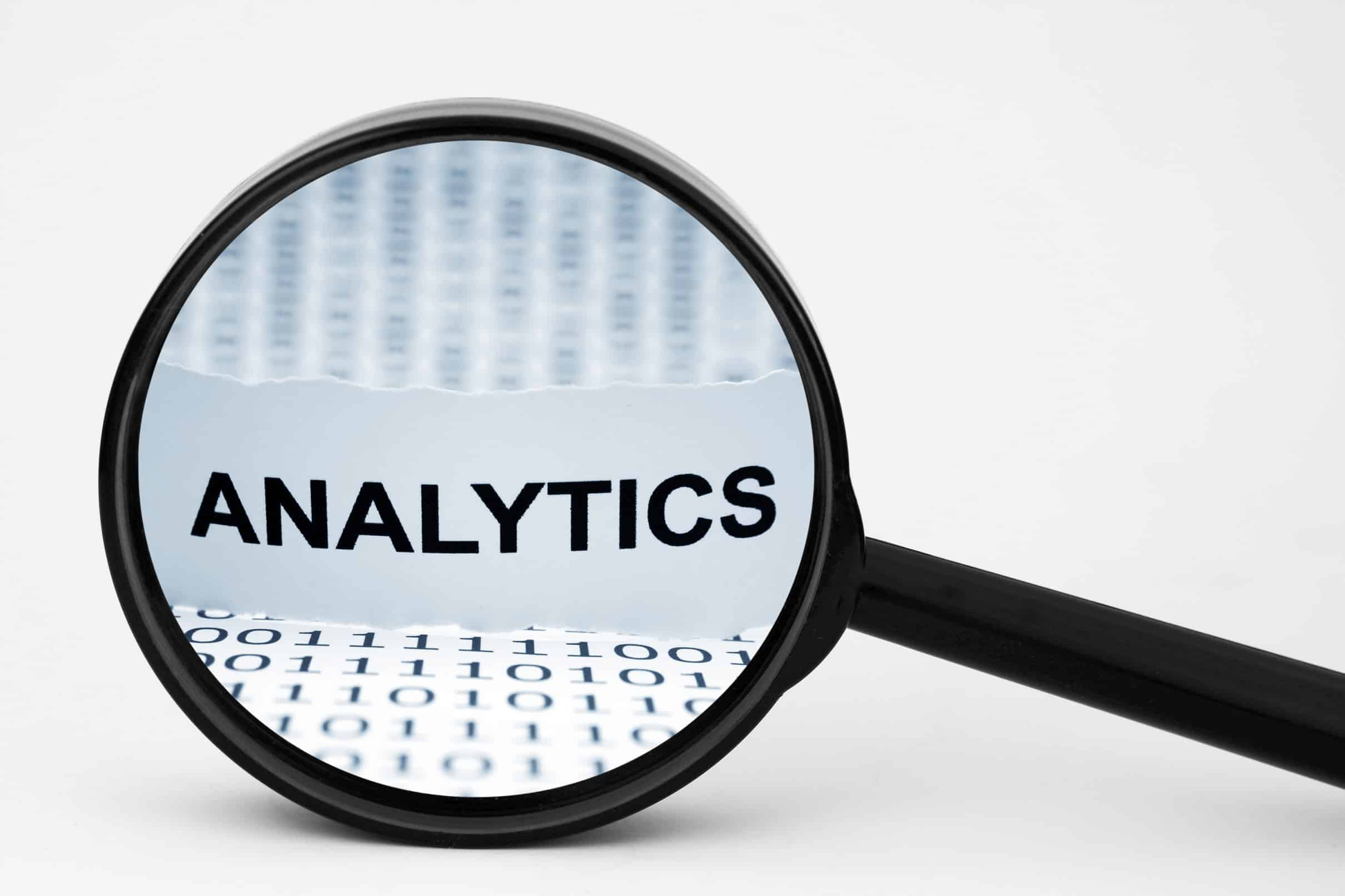 Data for analysis