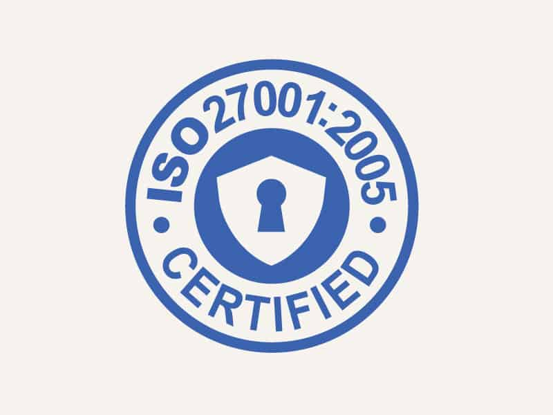 Data Security Standards ISO 27001 Compliance Audit