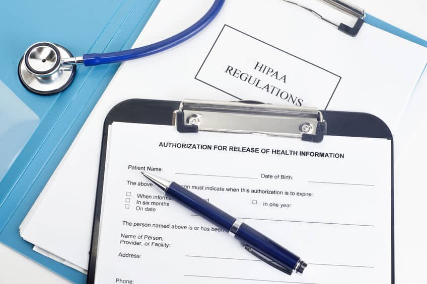 Are you accidentally violating HIPAA?