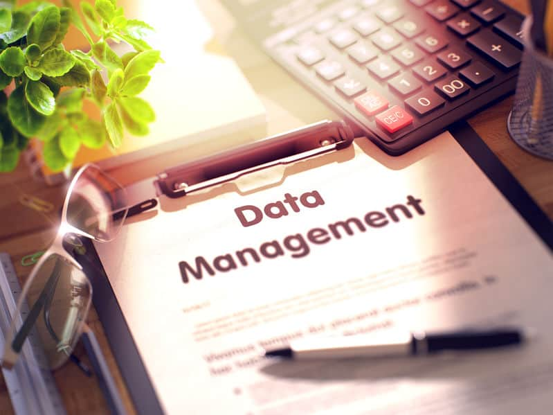 data management and processing services for USA