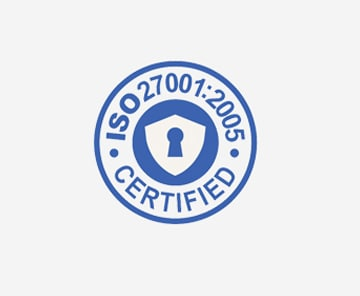 ISO 27001 Certification Data Entry Company