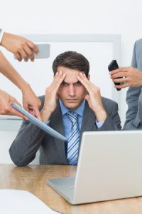 Overwhelmed? Don't be afraid to outsource