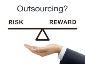 Is outsourcing a security risk?