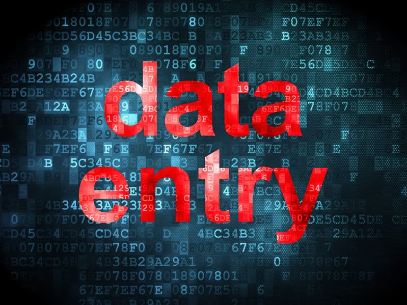 Data Entry Services Outsourcing Contracts by Telegenisys
