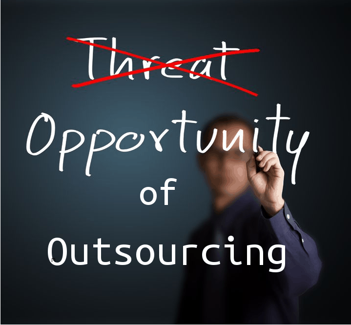 Opportunity of Outsourcing