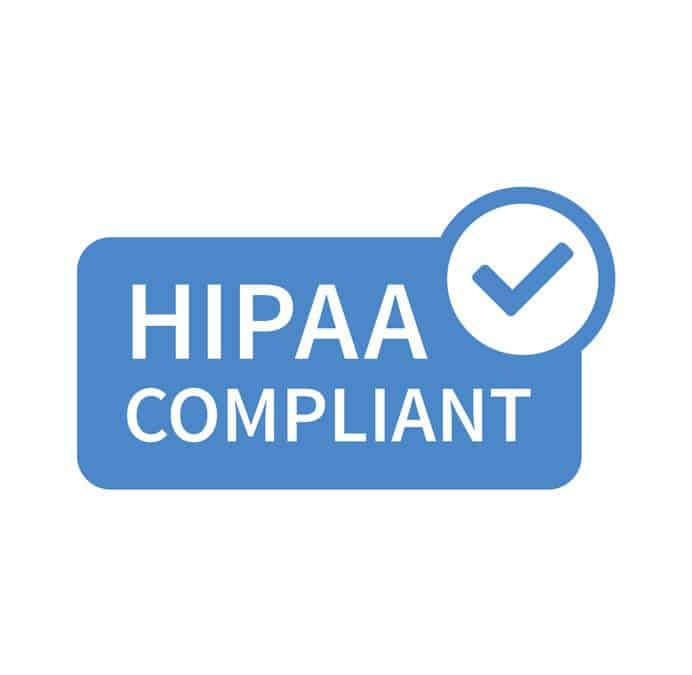 Data Center certified for ISO 9001, 27001 and HIPAA compliance