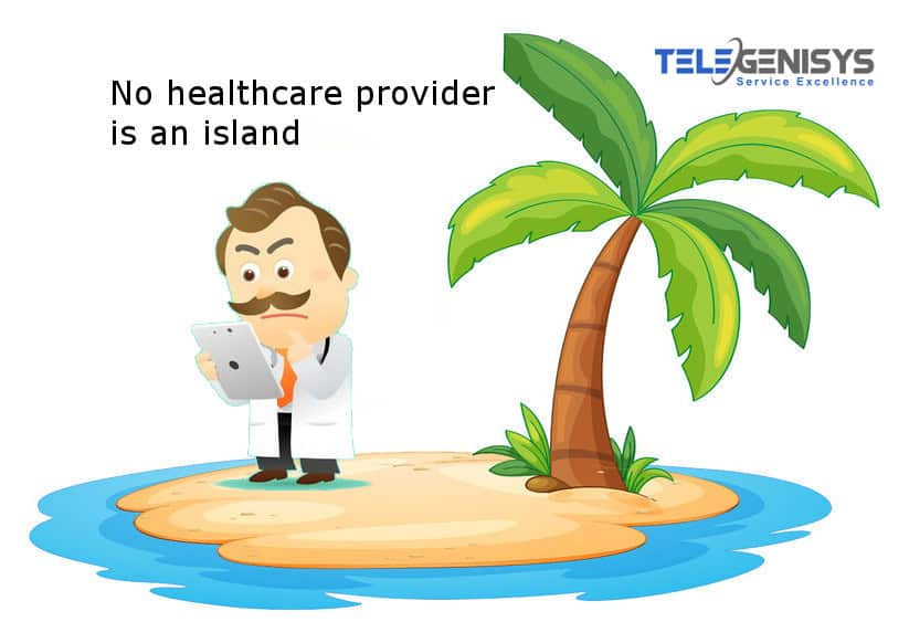 Network security partnerships for healthcare security for USA