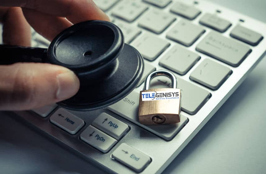 Strong Health Data Security with Hipaa compliance