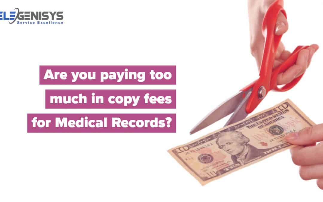 Are medical providers overcharging for copying medical records?