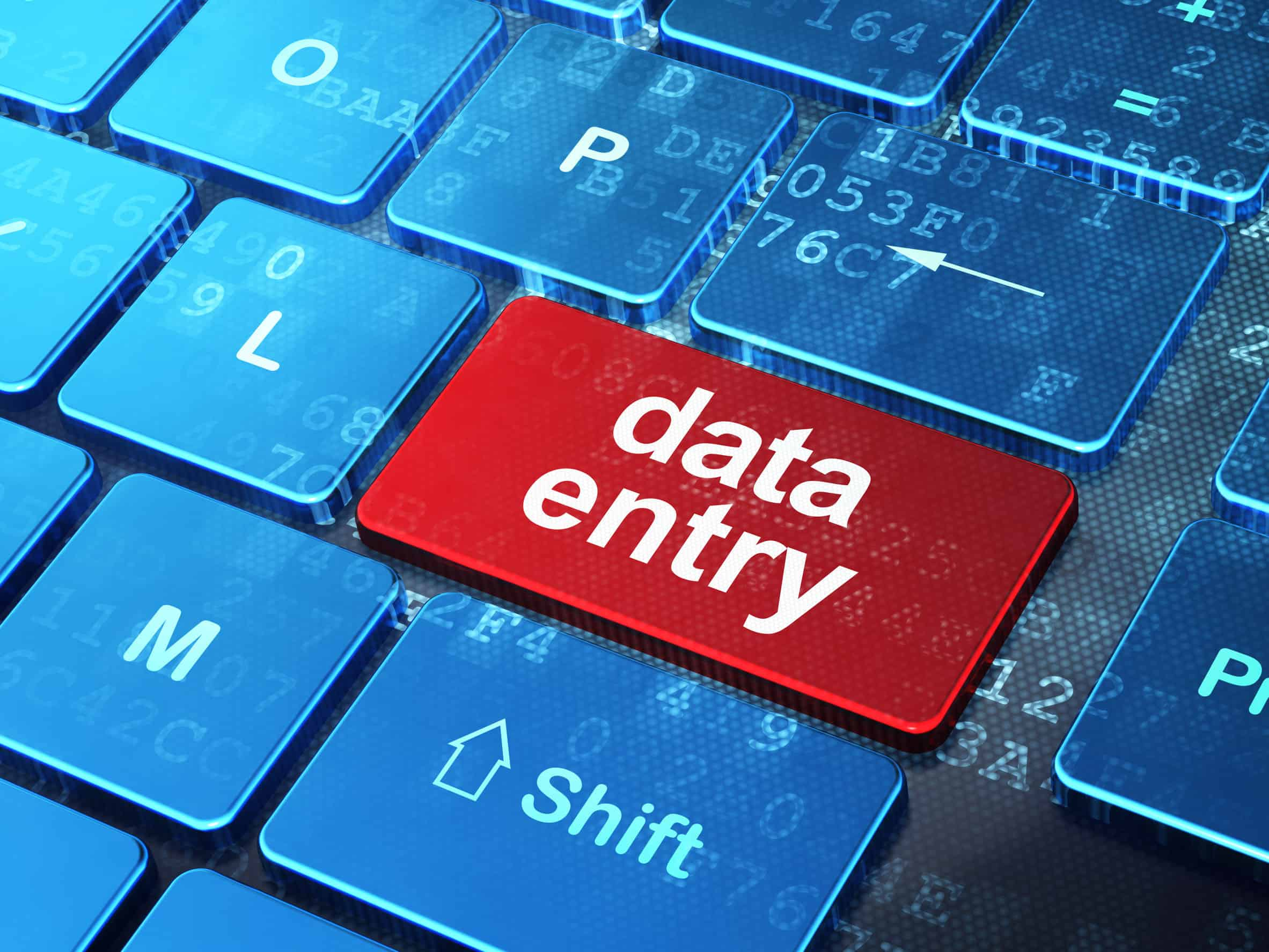 outsourced data entry services