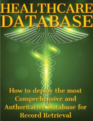 5.4 Million provider healthcare database maintained by US health and human services