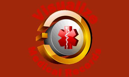 visualize medical records logo 15x