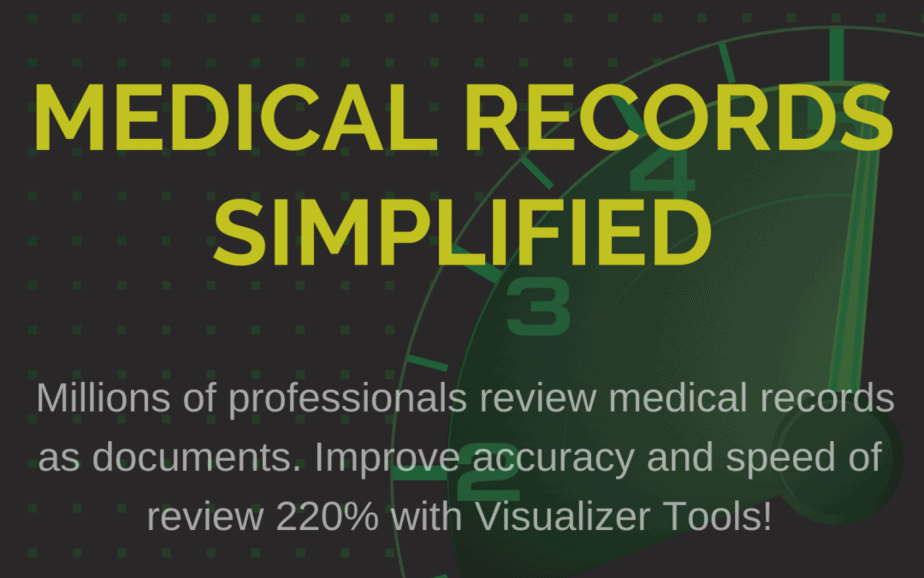 Medical records simplified