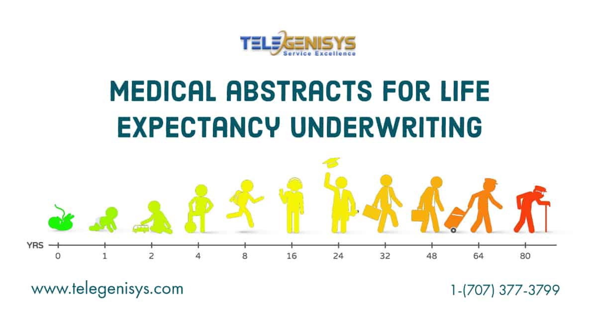 medical abstracts for life expectancy