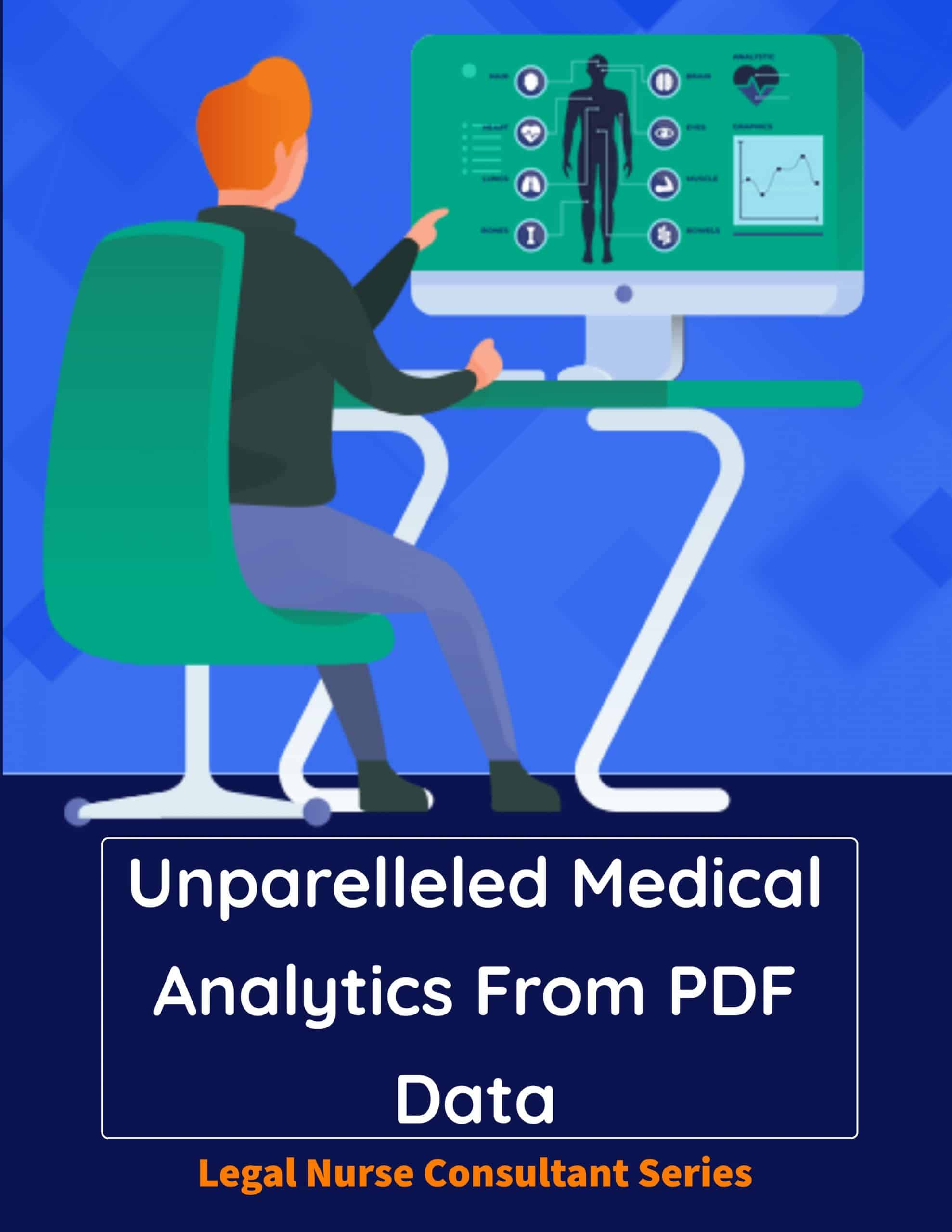 Unparelleled Medical Analytics from PDF data
