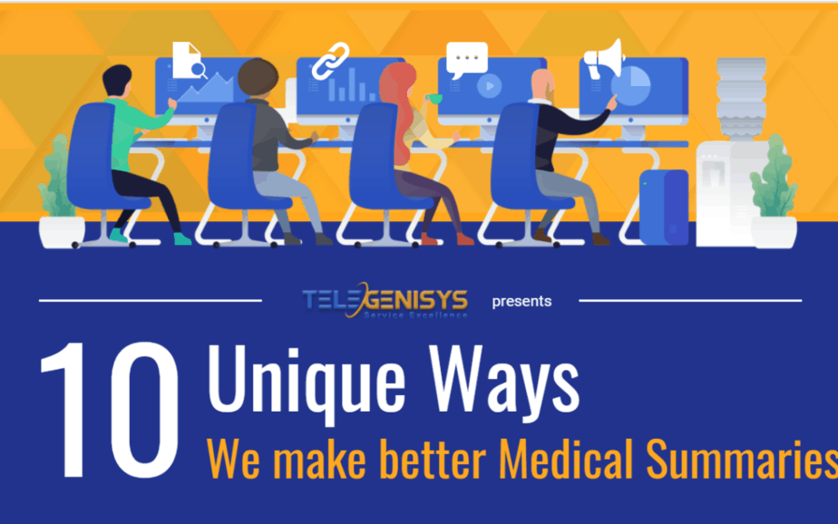 10 Unique ways we make better medical summaries