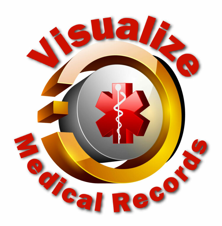 visualize medical records logo 15x